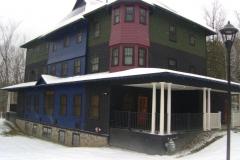 Clarkson Greek Fraternity House #3