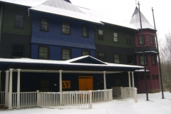 Clarkson Greek Fraternity House #4