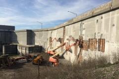 Dam Face Concrete Rehabilitation Project #2
