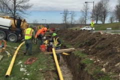 Natural Gas Pipeline Distribution Project