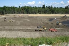 11 Acre Landfill Cell Construction