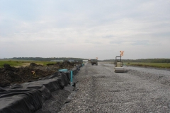 Airport Taxiway Construction