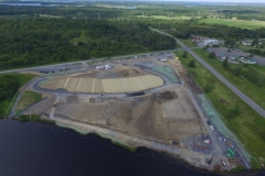 Grasse River Staging Area Project #3