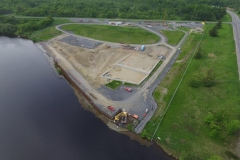 Grasse River Staging Area Project #4