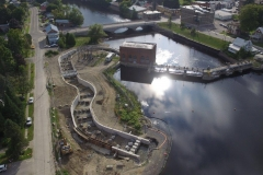 Heuvelton Dam Fish Passageway Project #1