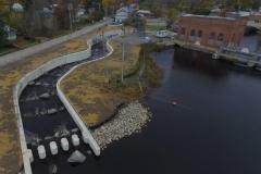 Heuvelton Dam Fish Passageway Project #2