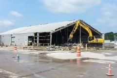 Industrial Building Demolition