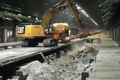 Industrial Plant Demolition #2