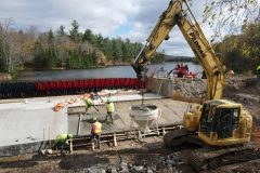 Twin-Ponds-Dam-Concrete-Pour